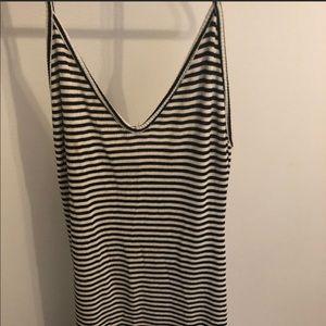 Brandy Melville Dresses - Brandy Melville Striped Maxi Dress